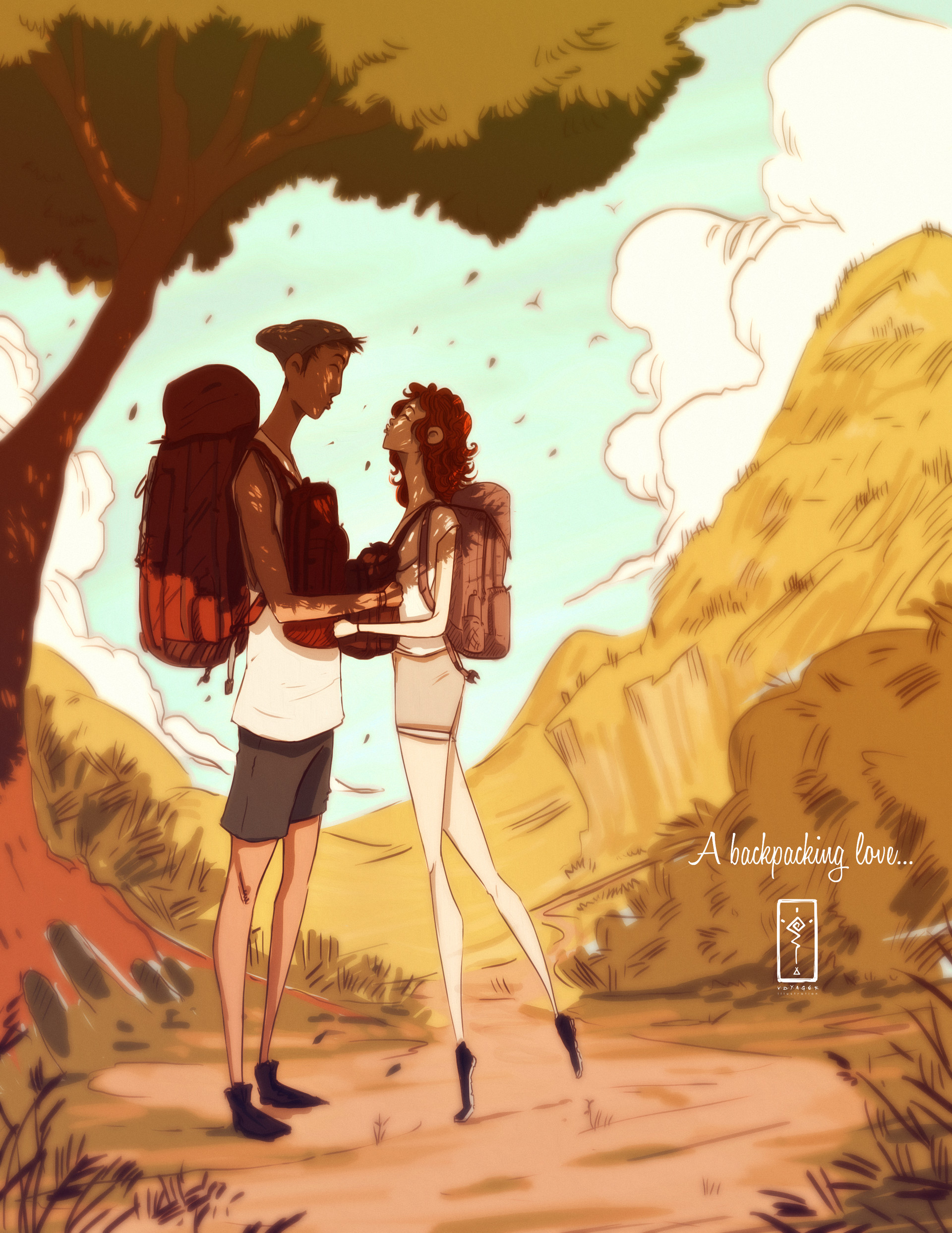 Christian benavides voyager love