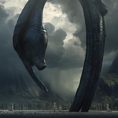 Alien Covenant - Mother Juggernaut
