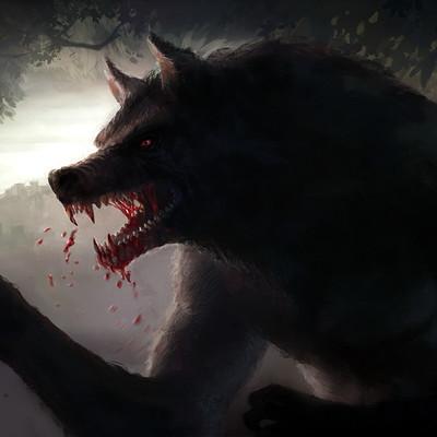 David demaret wolfhound