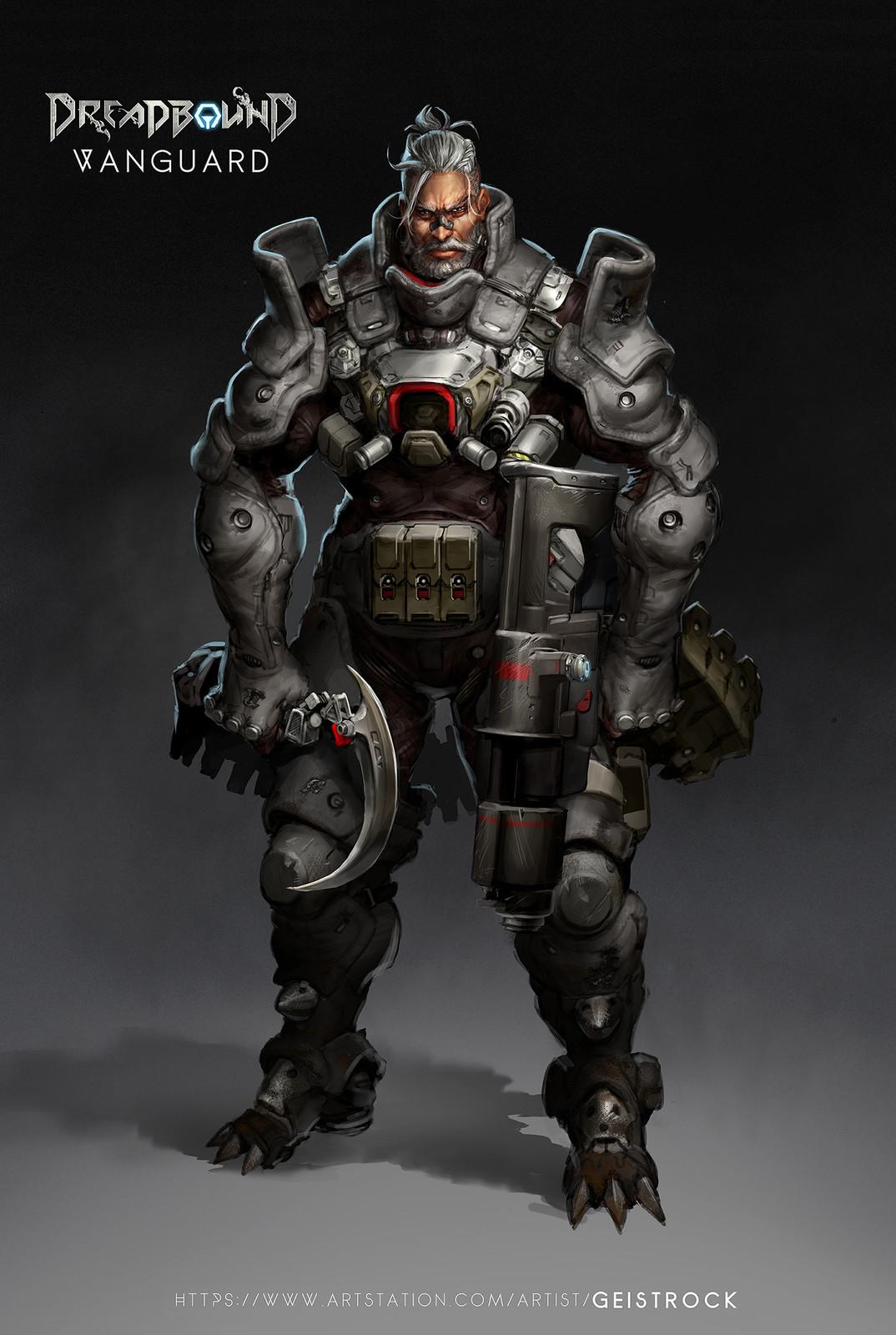 Vanguard: Dreadbound (v2)