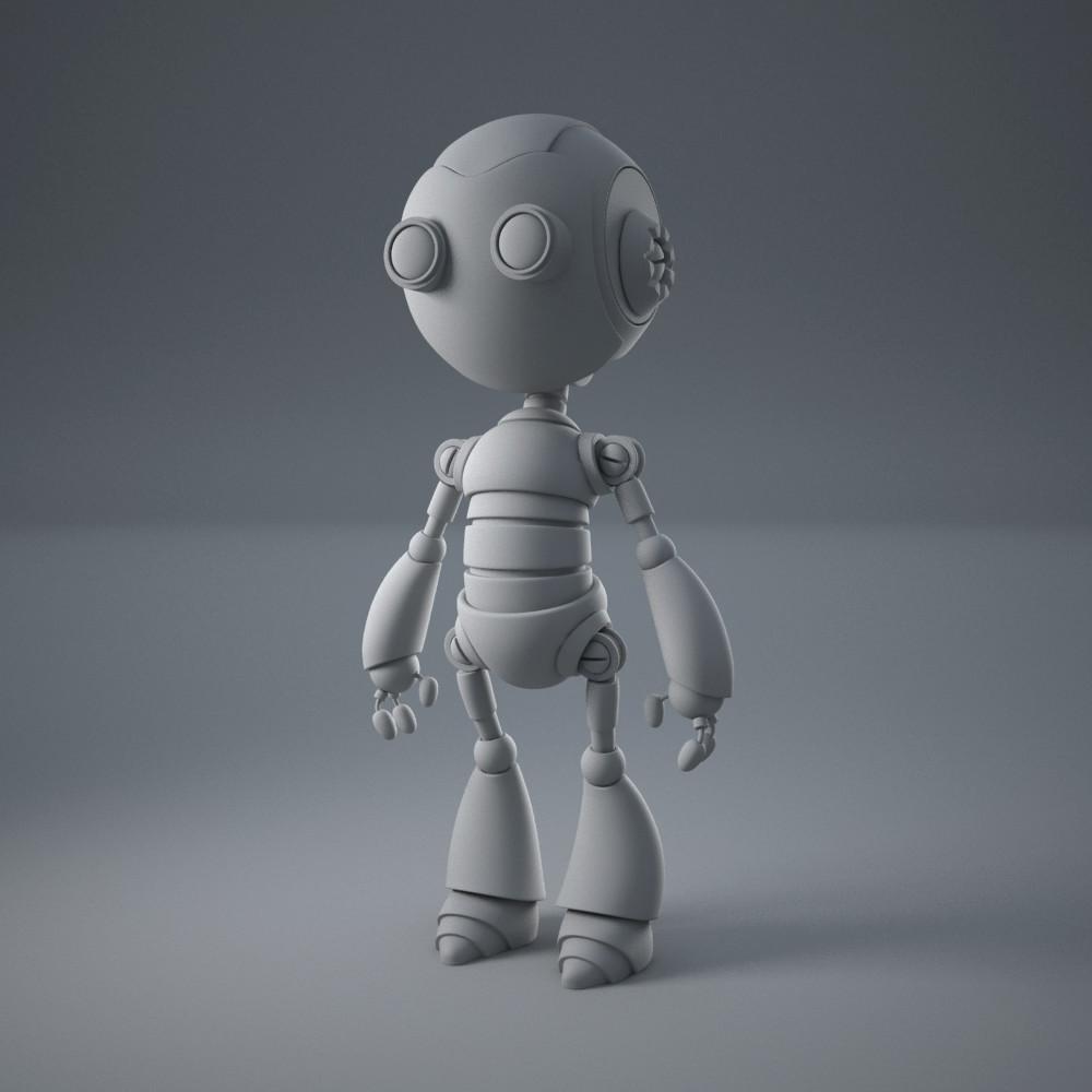 Marc virgili robot01