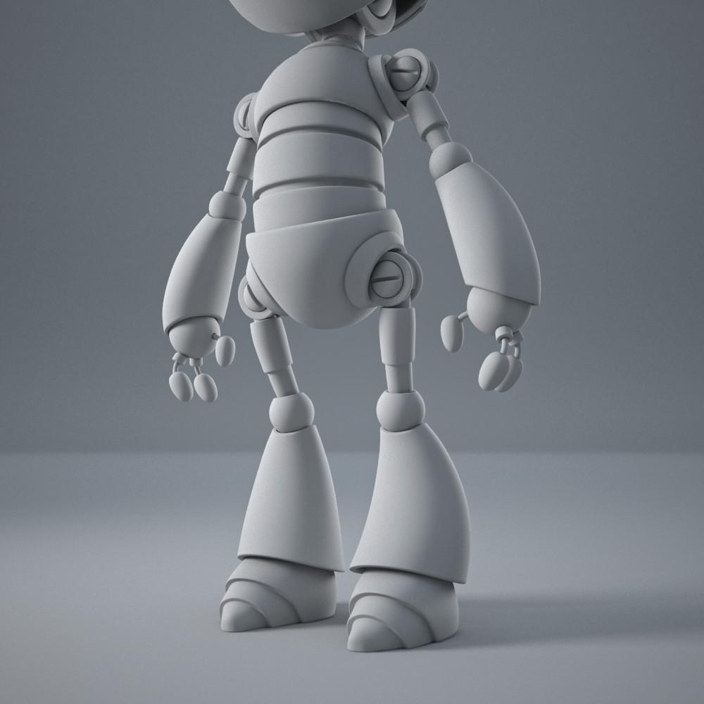 Marc virgili robot04