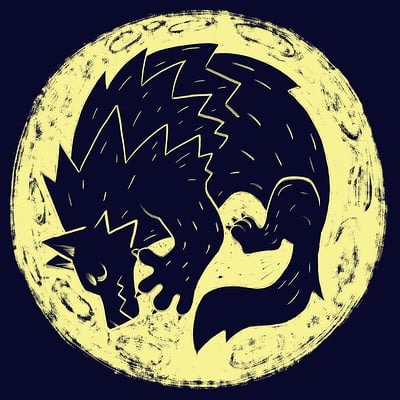 Javier valdez werewolf yellow