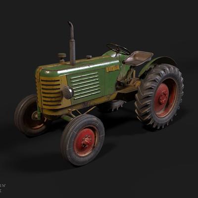 Wieslaw budzik tractor 01
