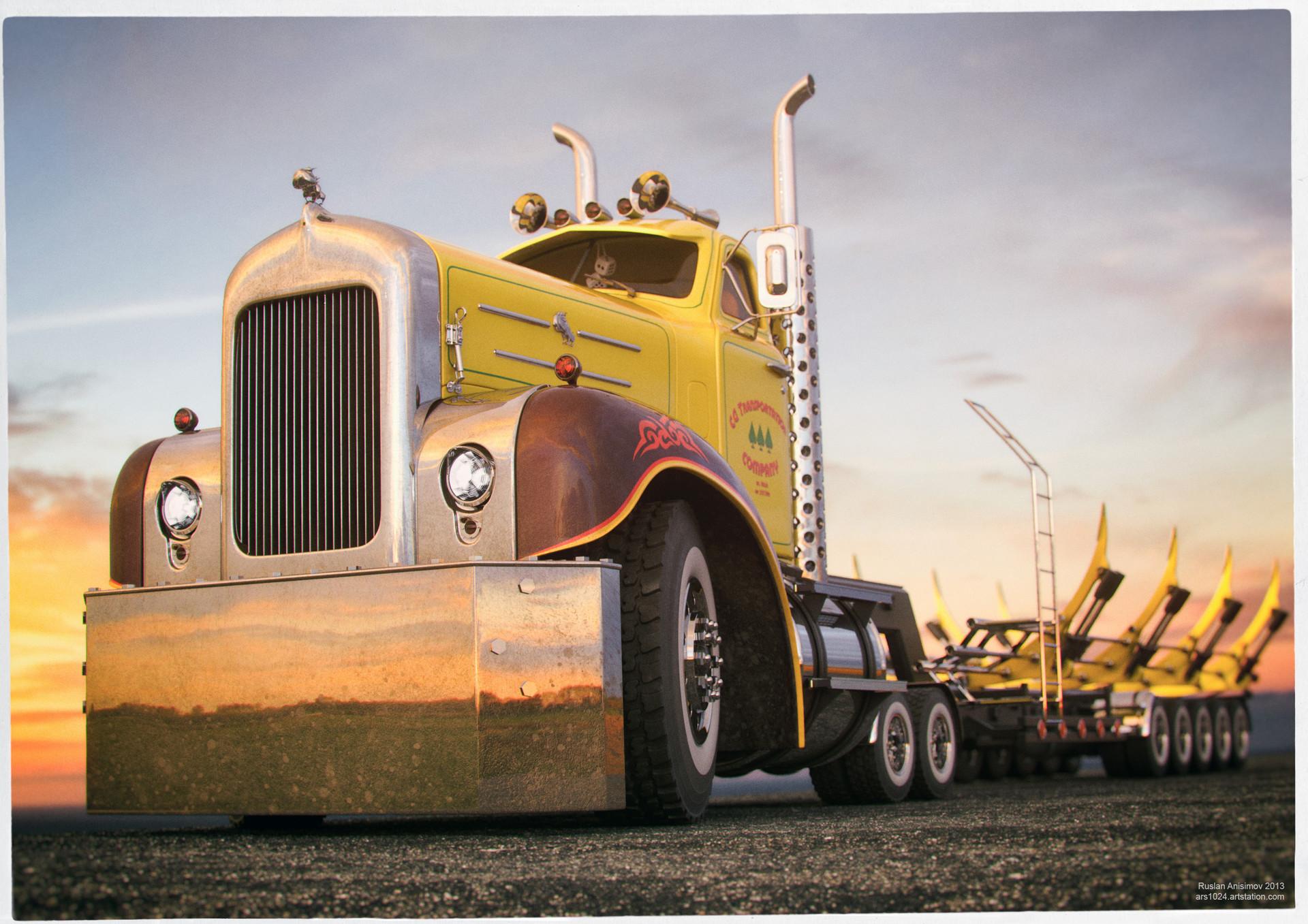Ruslan anisimov 2013 truck03