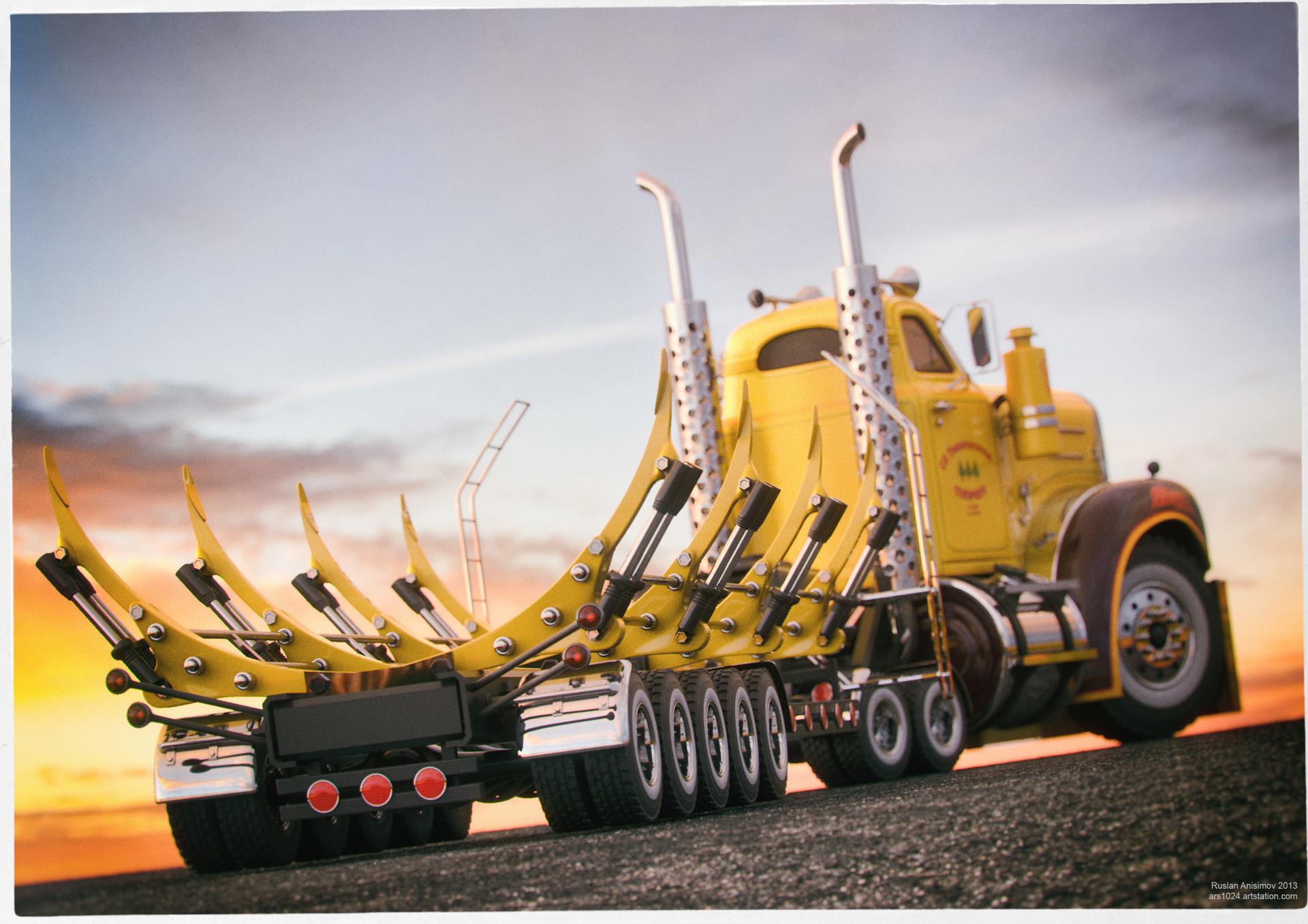 Ruslan anisimov 2013 truck08