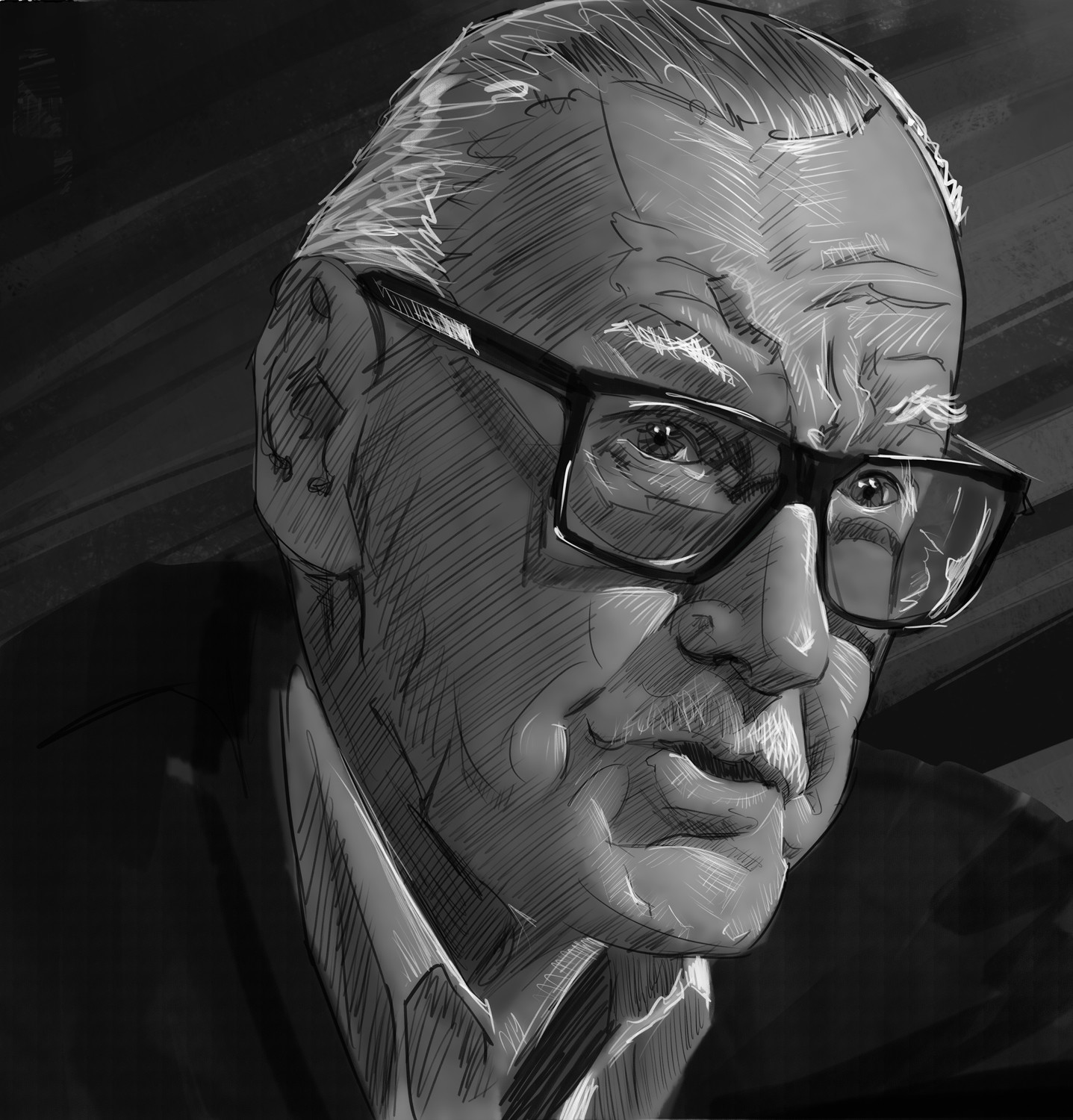 Stan Lee Sketches