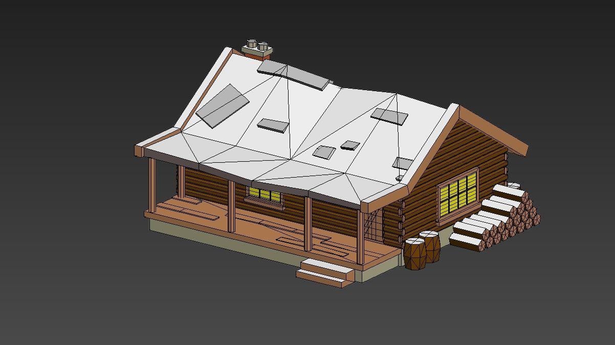 Daniel schofield cabin