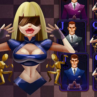 Weirdsgn studio blackjack08