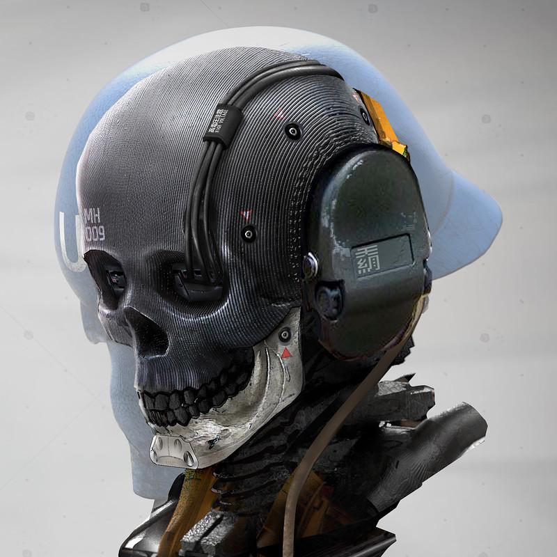 Metal Head 09
