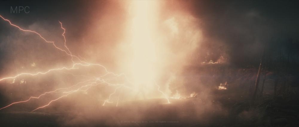 Full CG, Shot lighting and FX rendering.