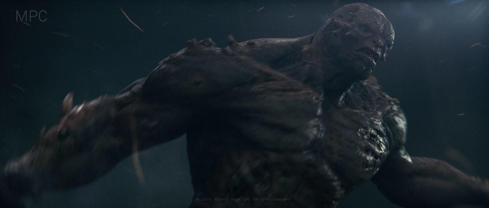 Full CG Shot lighting.