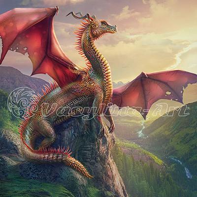 Vasilyna holod dragon da