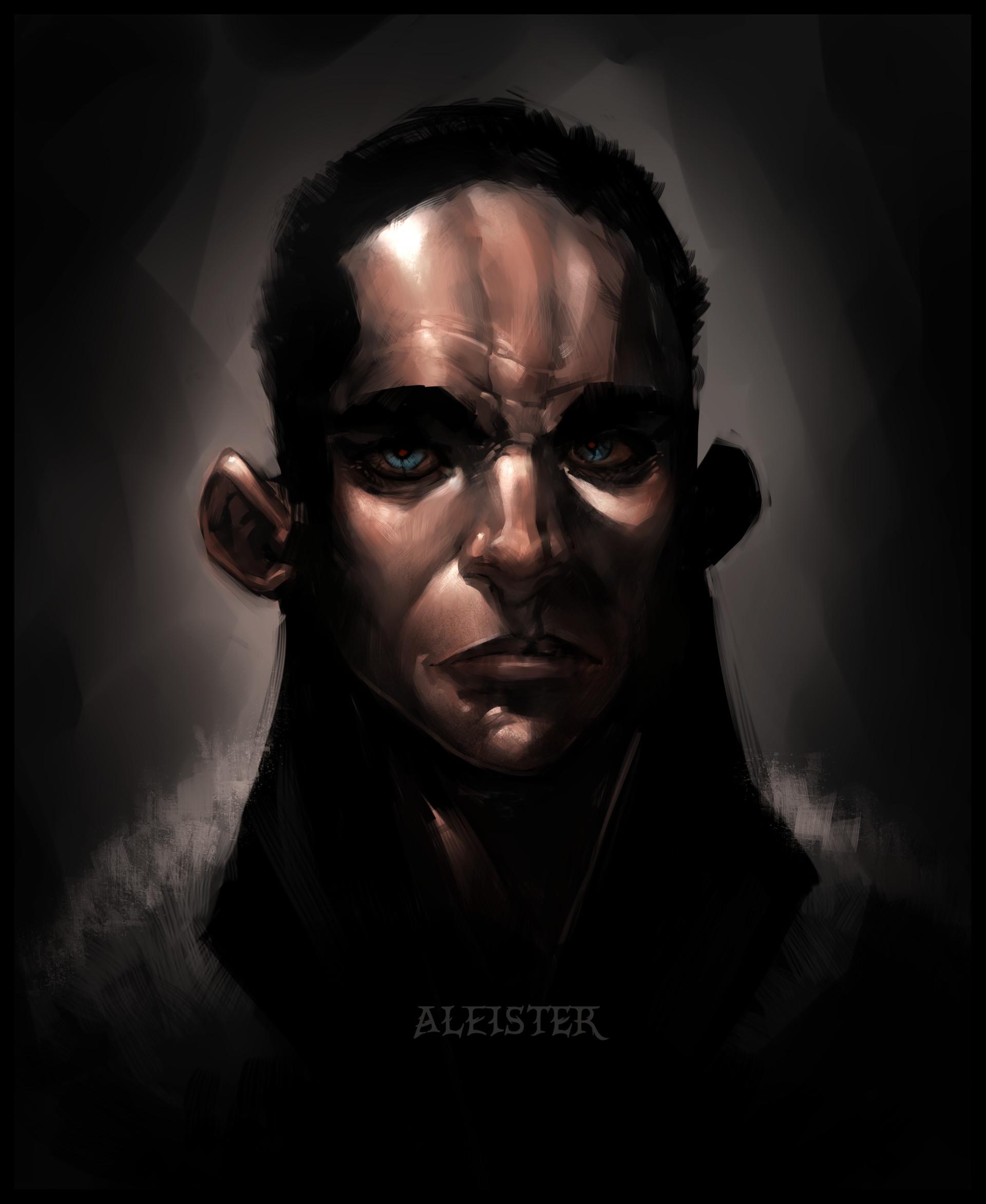 Jerome brulin aleister