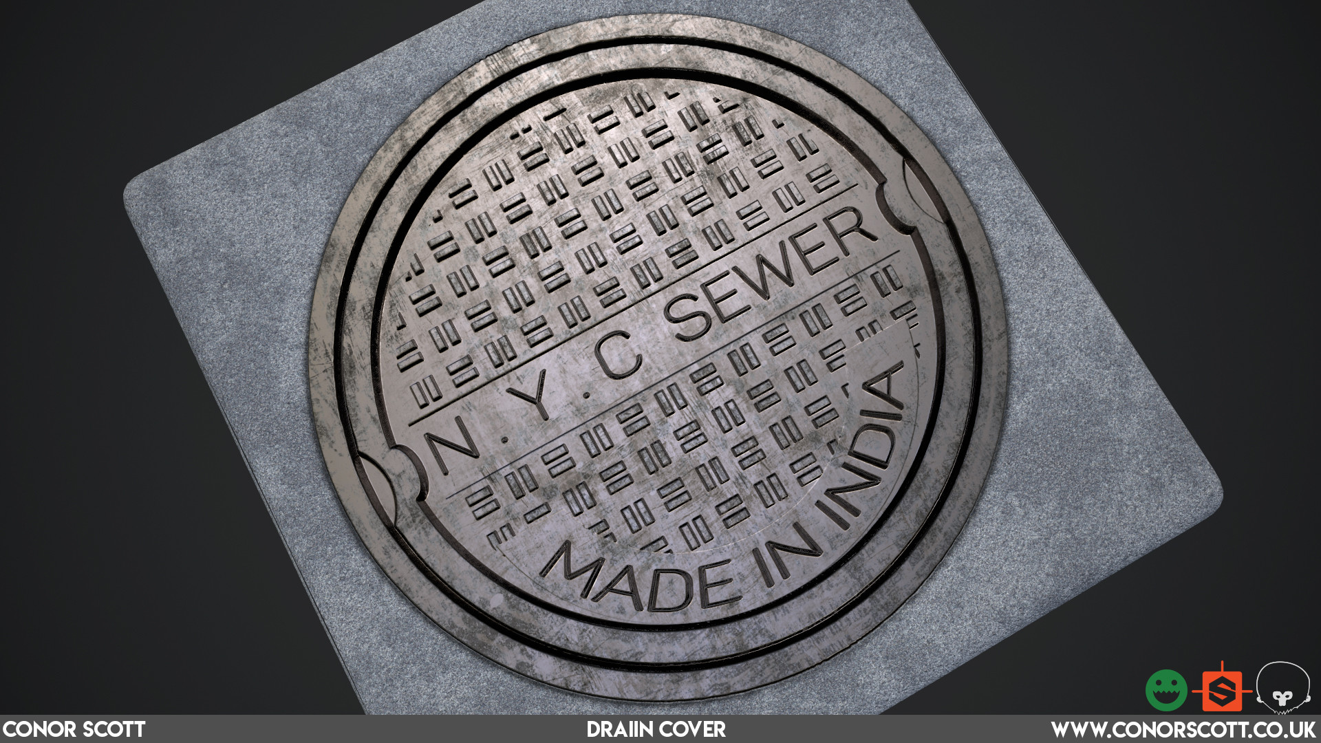 Conor scott draincover3