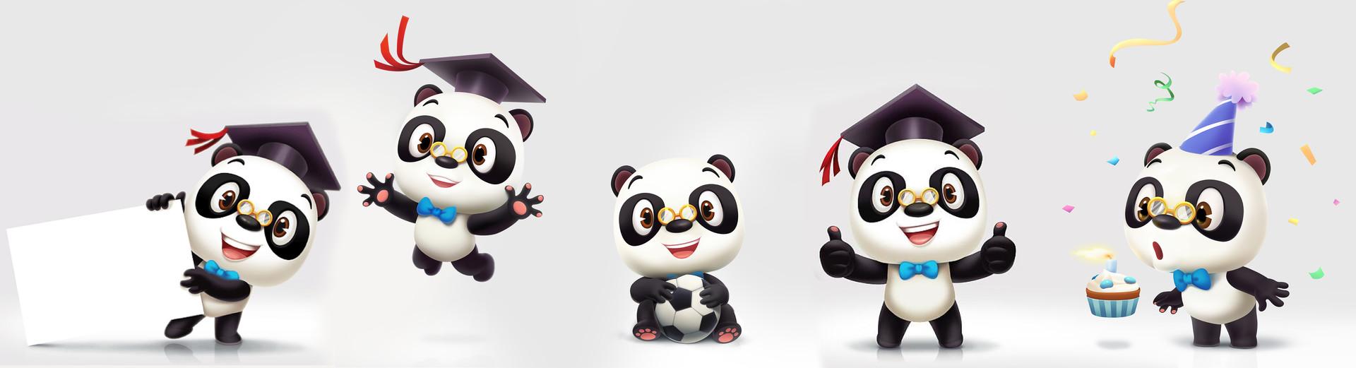 Thu phan pandaposes 03