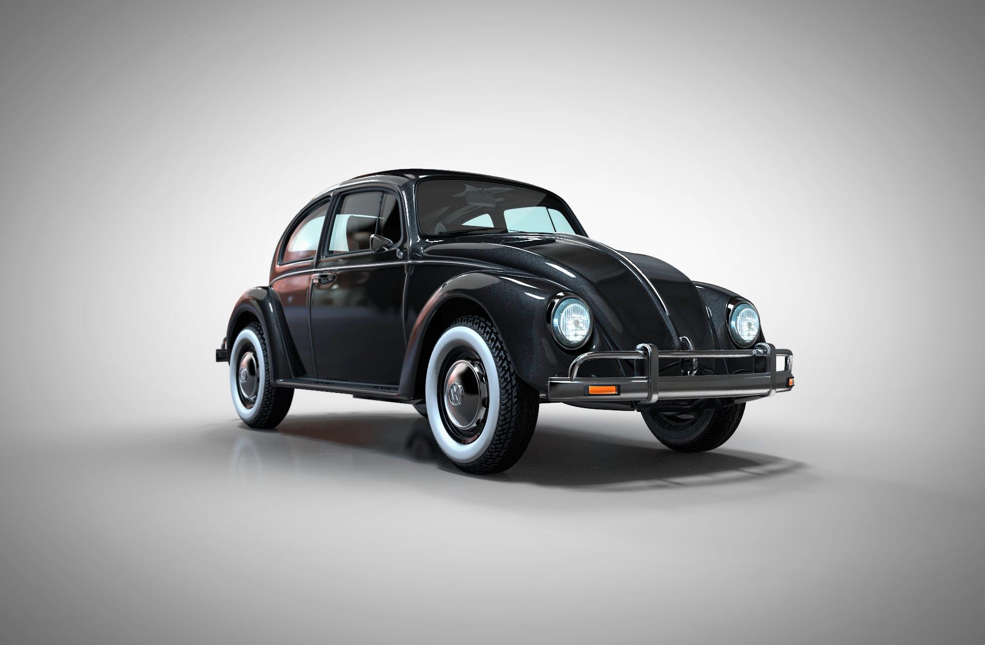 Jorge yepez beetle4 73negro