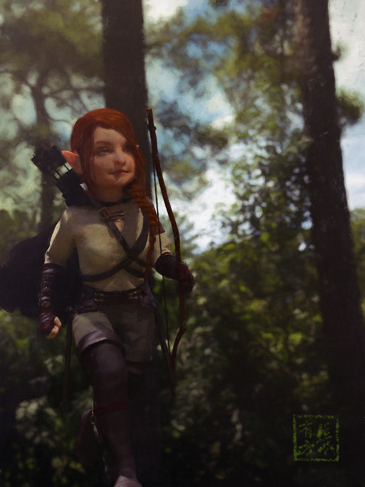 Gnome Ranger