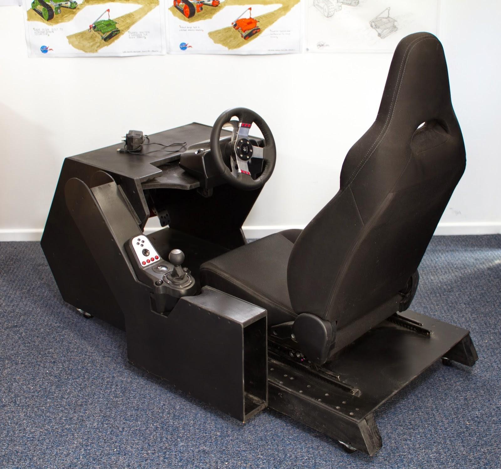 Pencil Warriors - Racing Cockpit Simulator