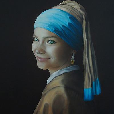 Wieslaw budzik dziewczyna z bursztynem