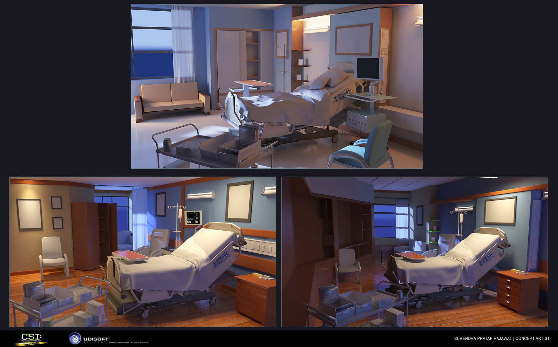 Patient room's ideas