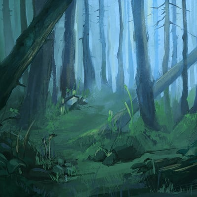 Norse Forest