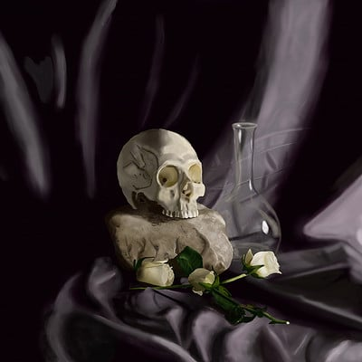 Brinjen russell skullfinal web