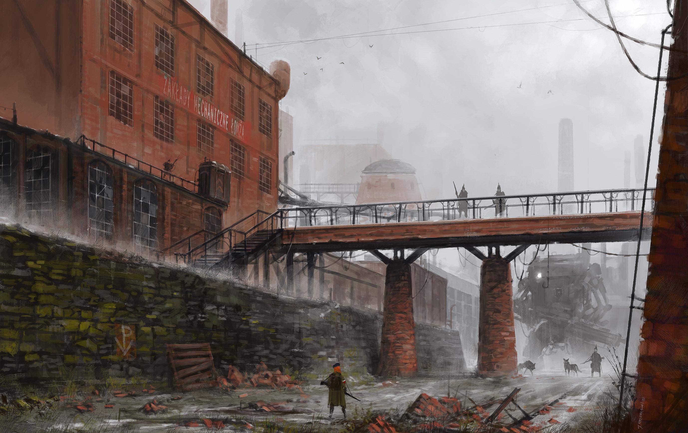 industrial location concept