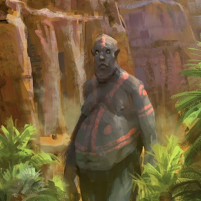 Neil kairanna cliff monster7