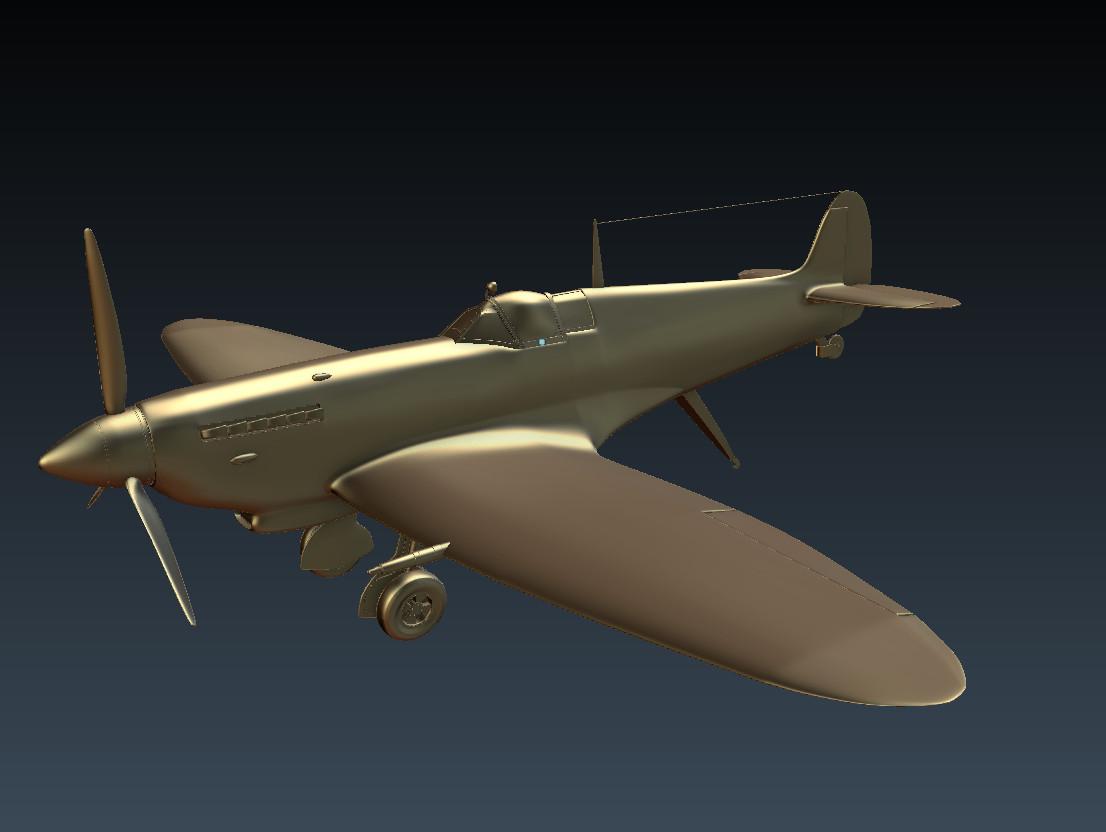 The Seafire model