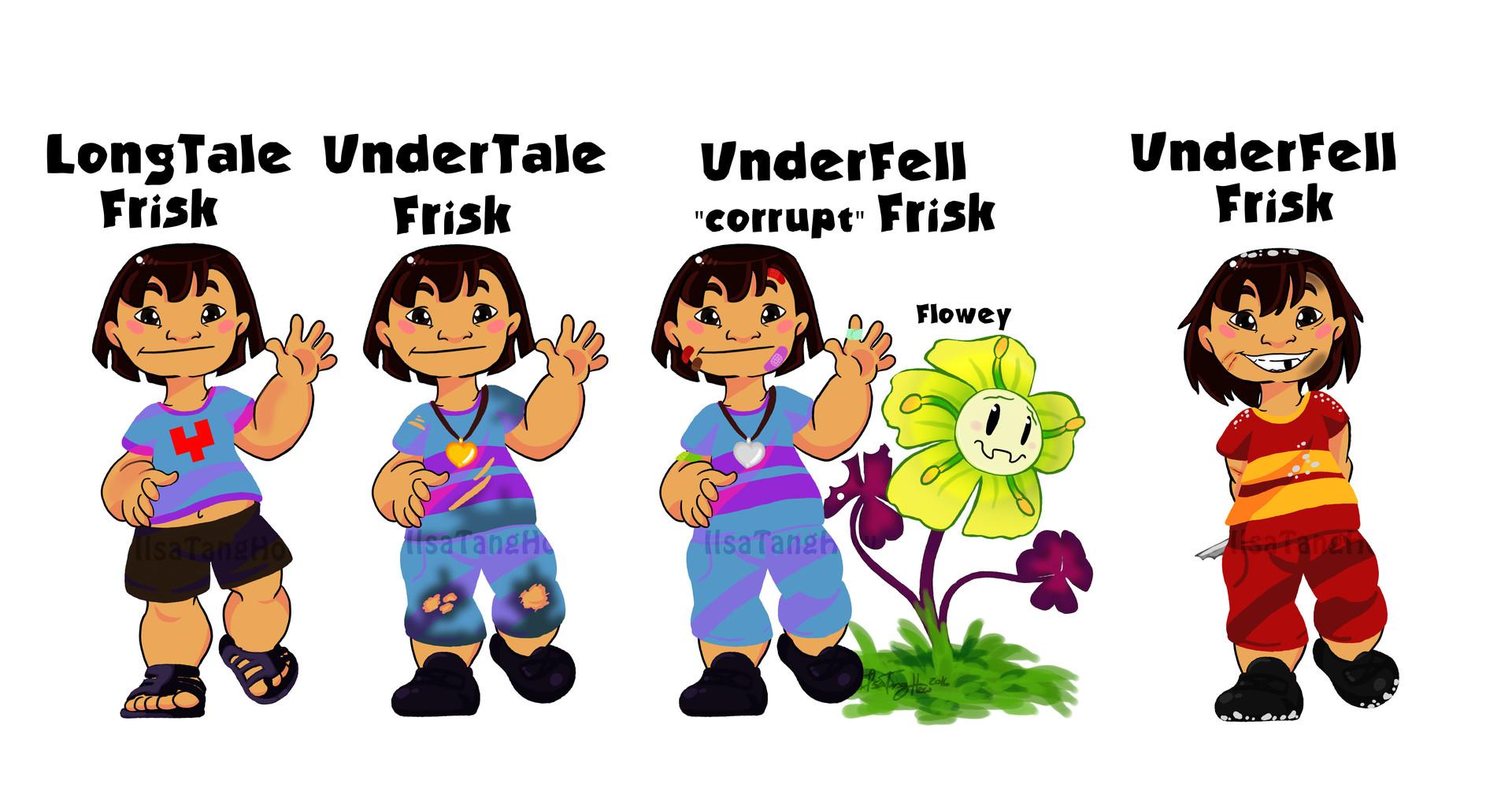 longtale animation - undertale