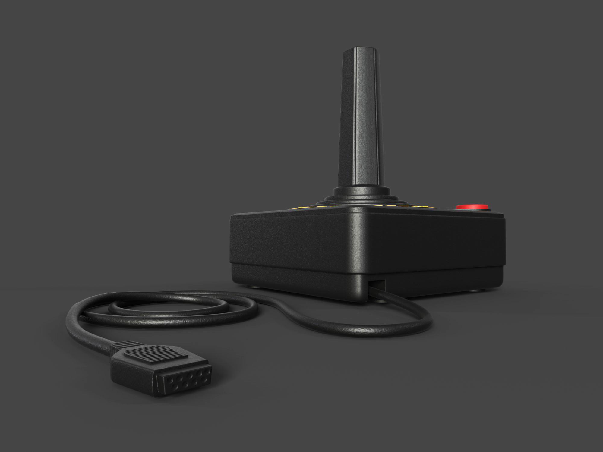 Atari CX40 Joystick