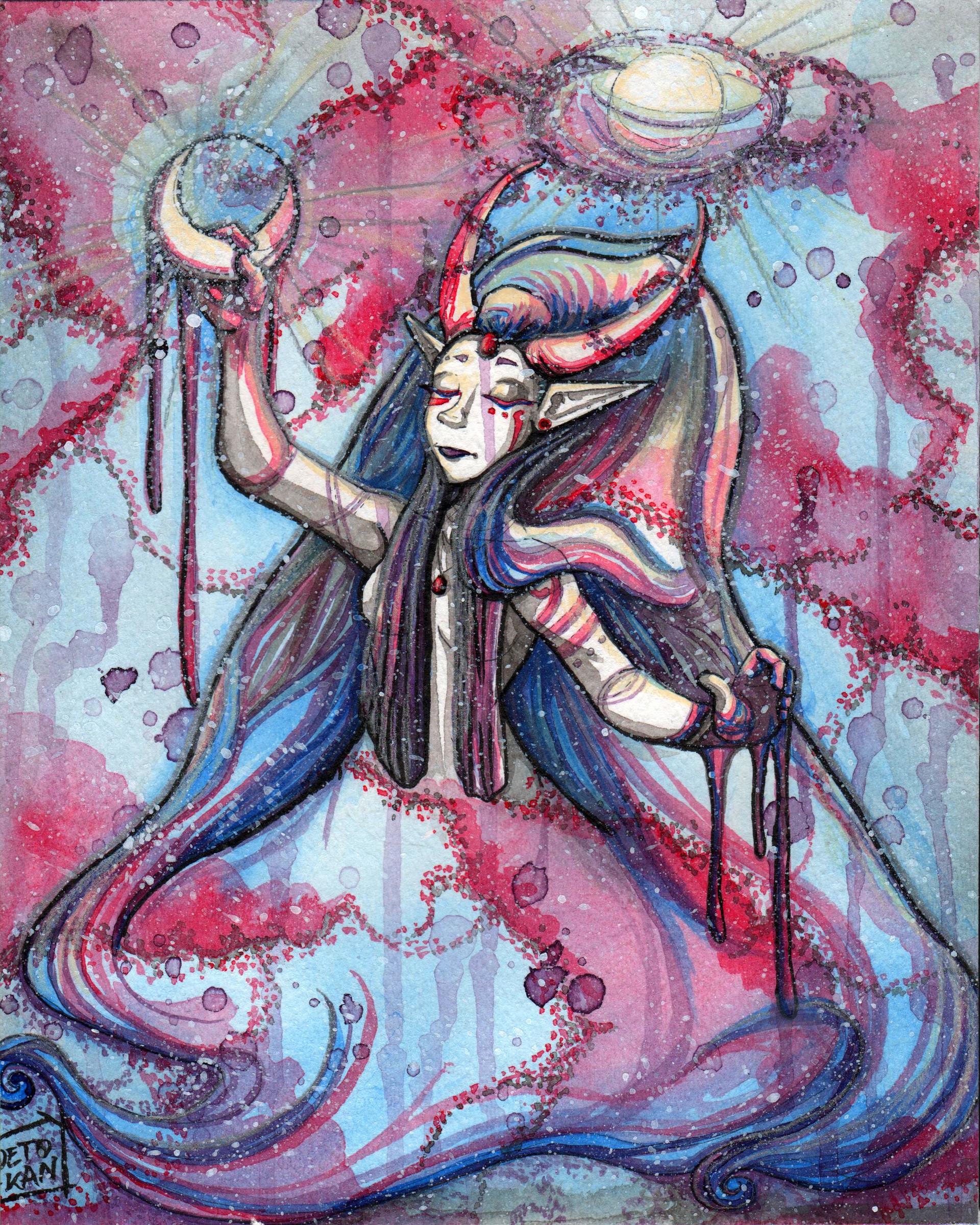 Detonya kan goddess galaxy