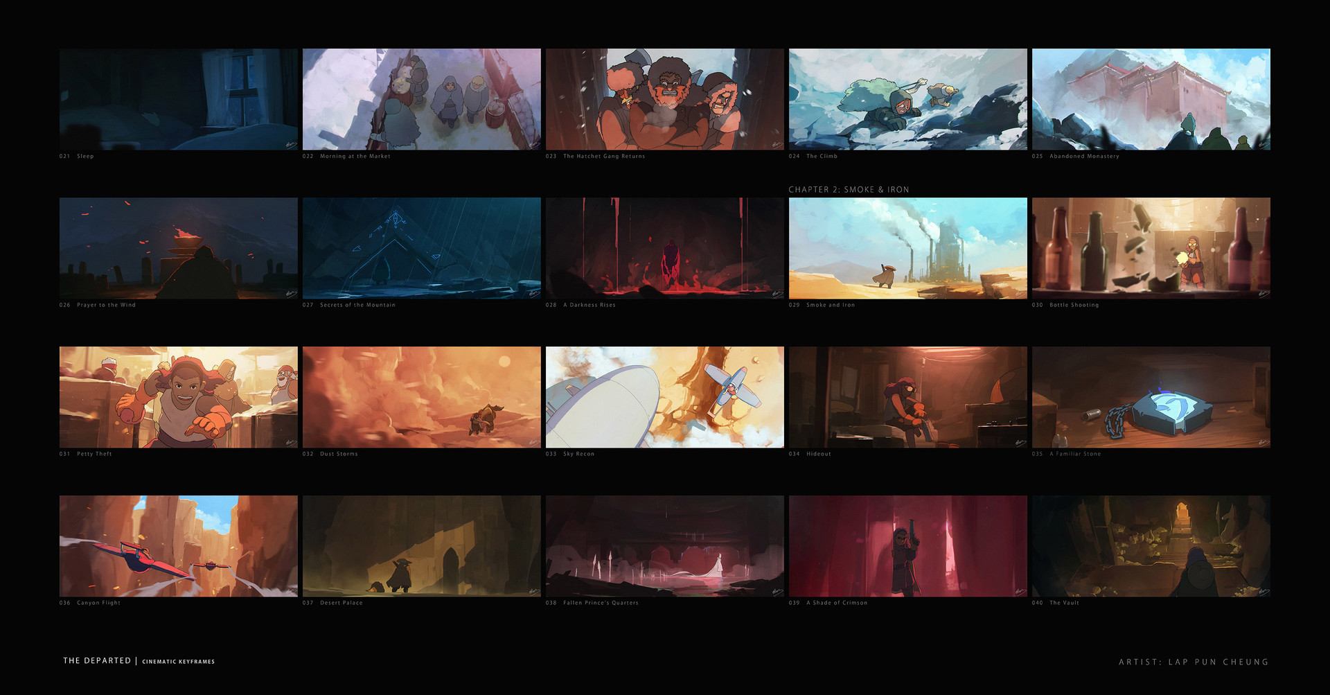 Lap pun cheung cinematic collection keyframes 002 online
