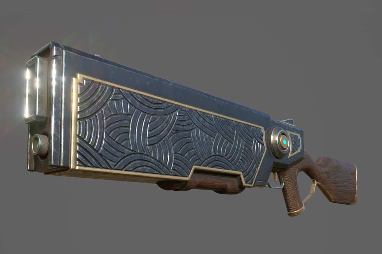 Tim kaminski gun 1