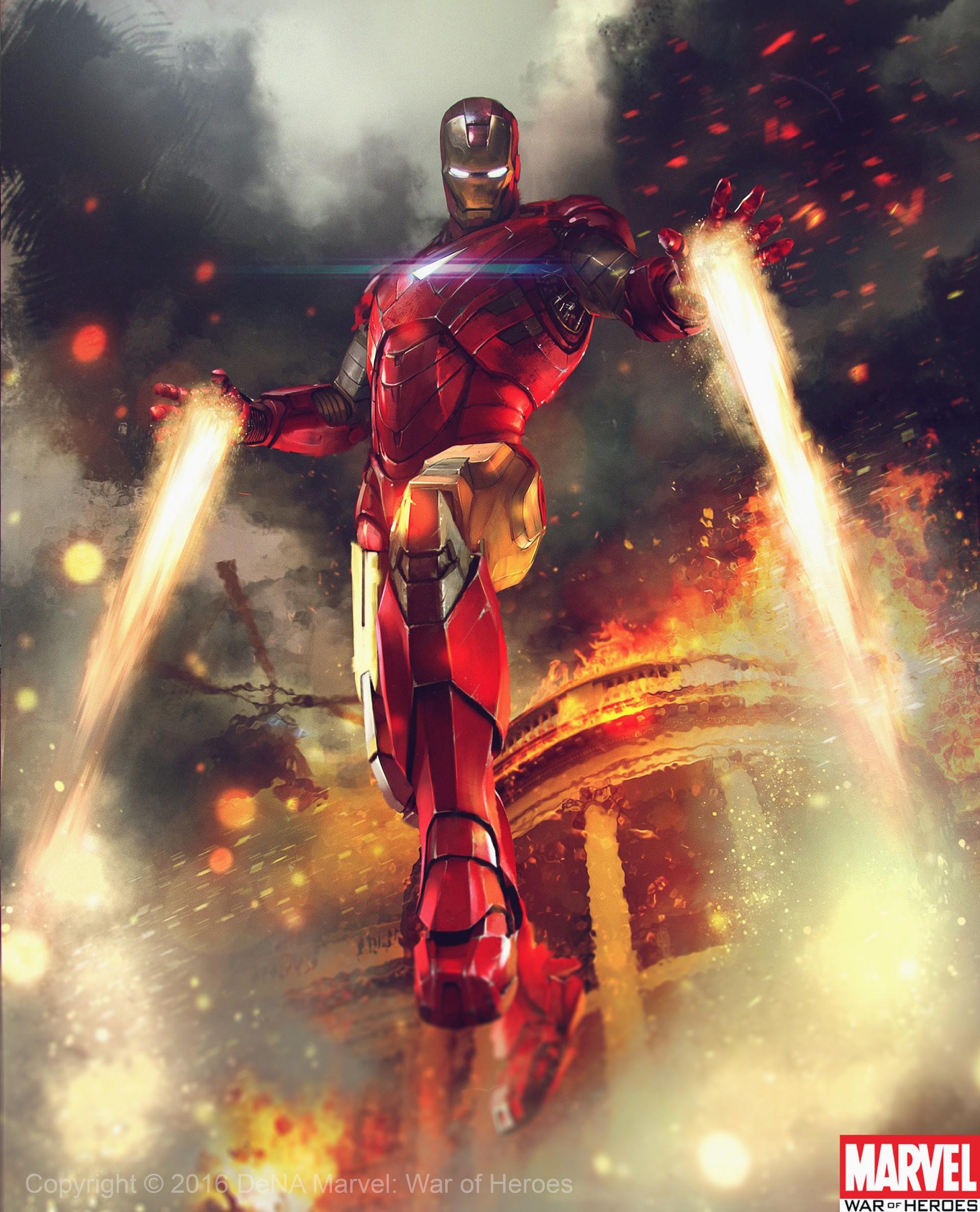 Denys tsiperko iron man 2