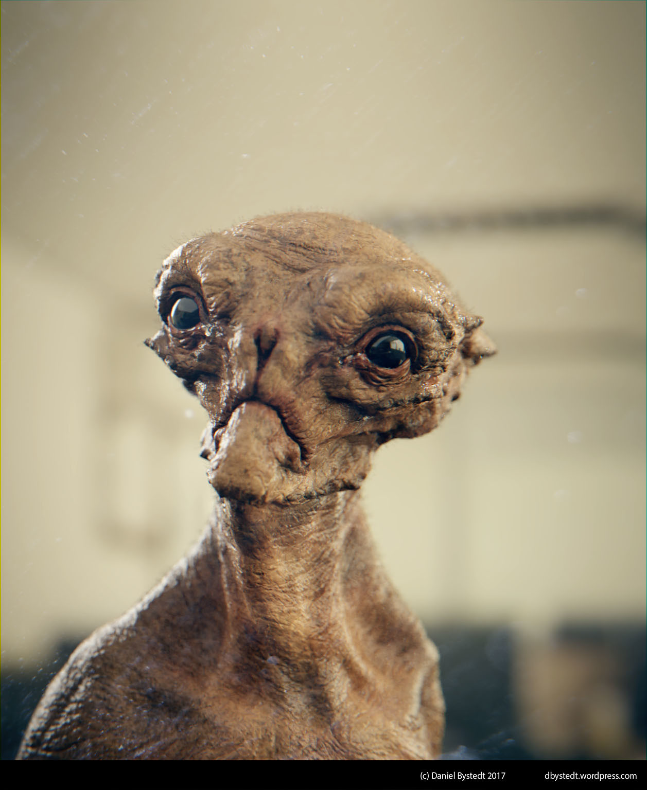 Daniel bystedt alien bust 1