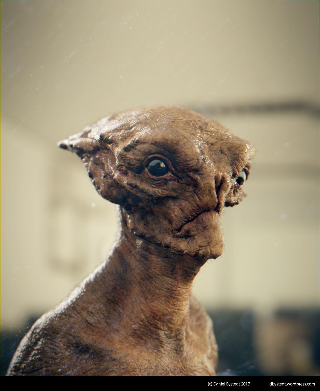 Daniel bystedt alien bust 2