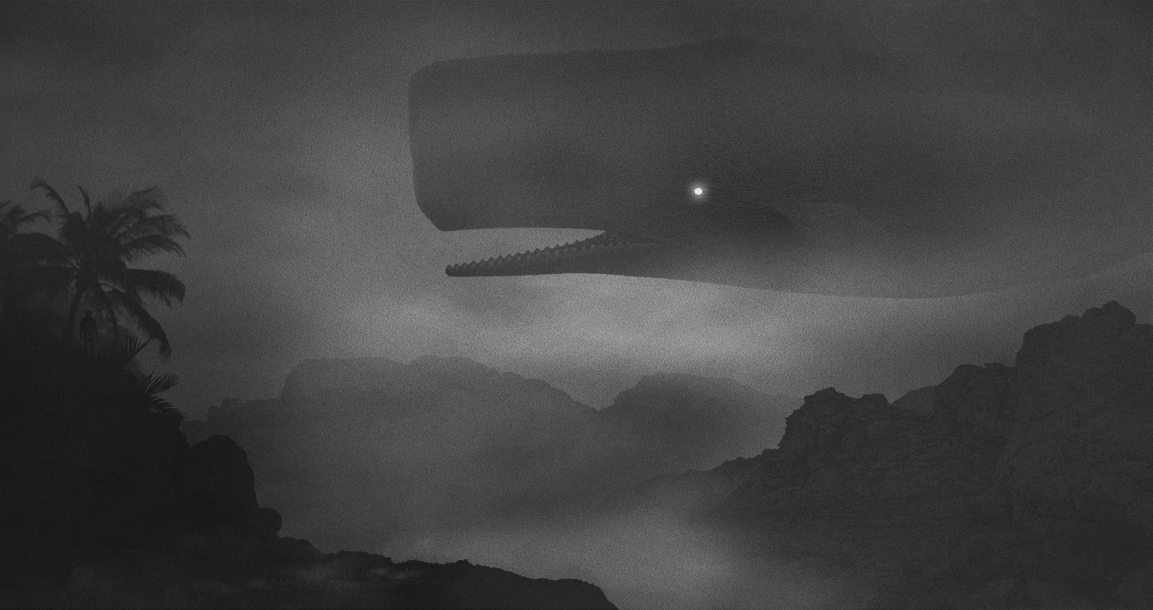 Dawid planeta wieloryb