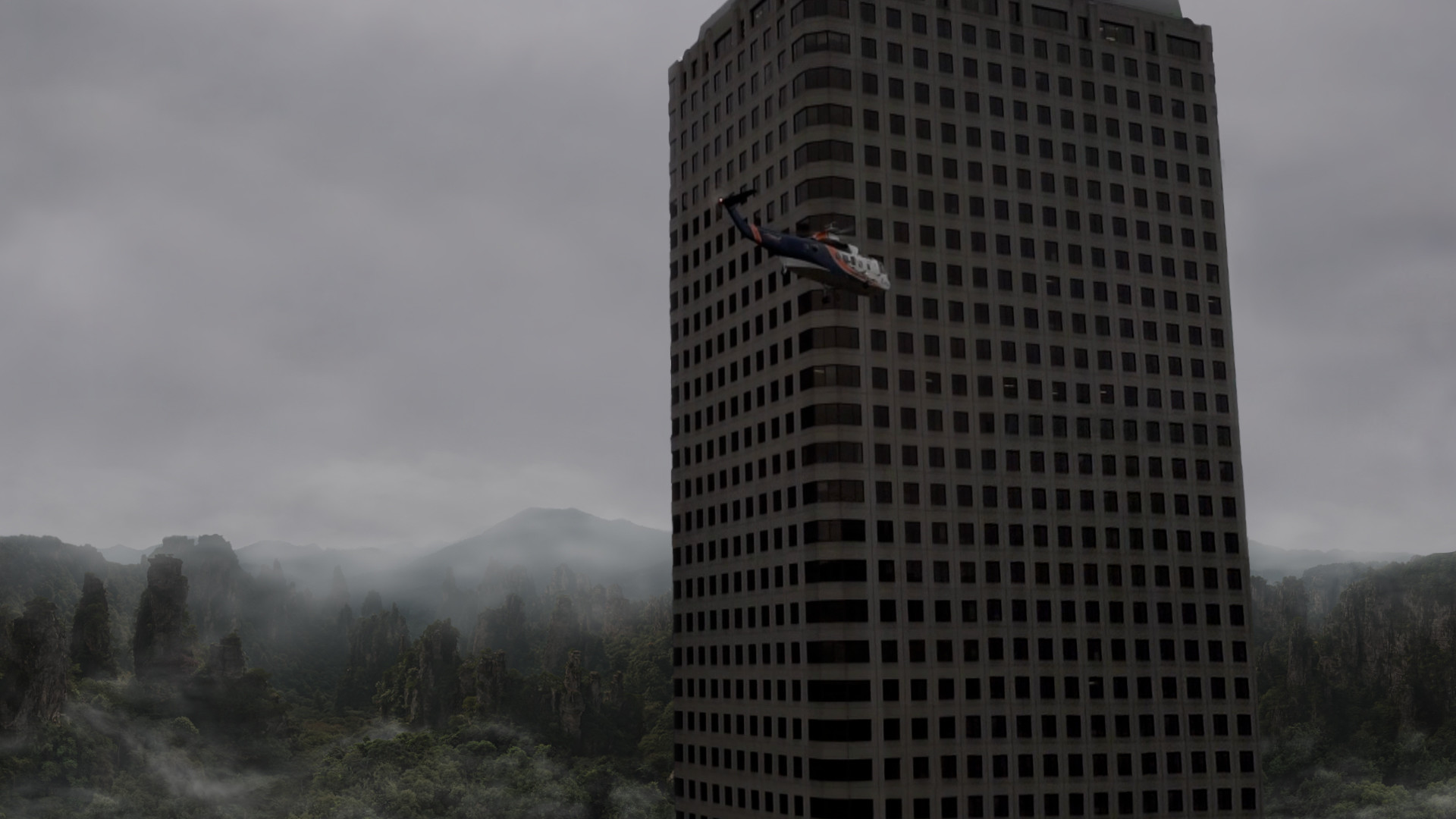 Tamas csordas helicopter