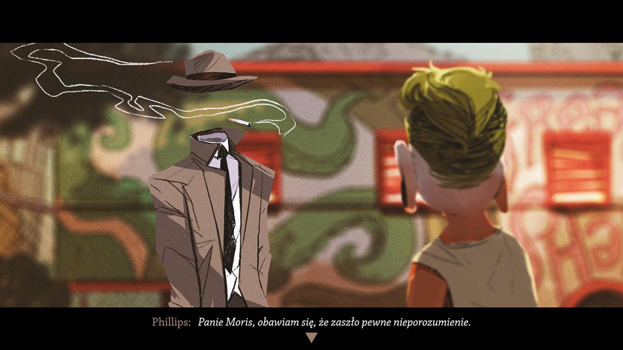 Vincent venoir freakshow dialogue
