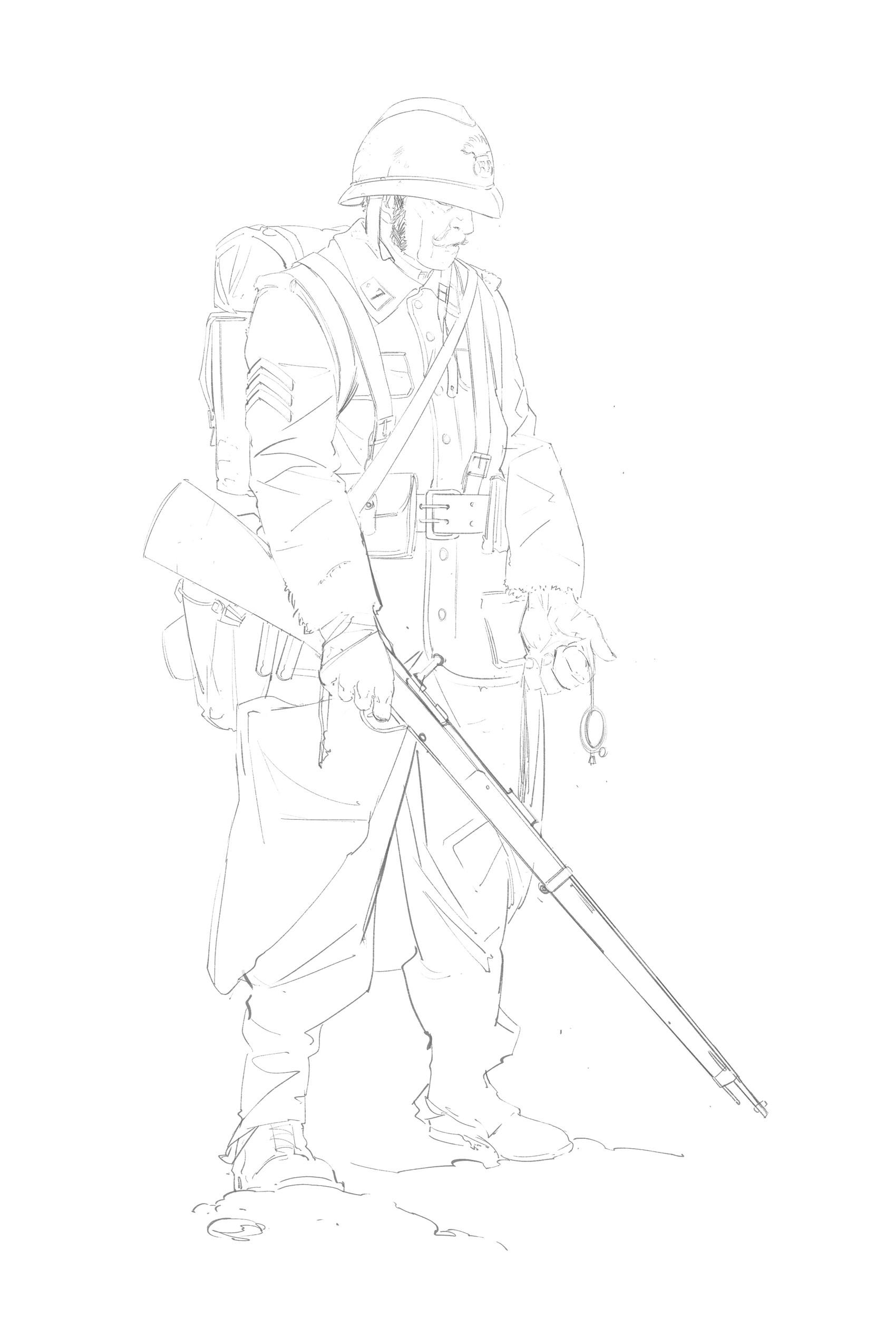 Nicolas petrimaux ww1 soldier 05