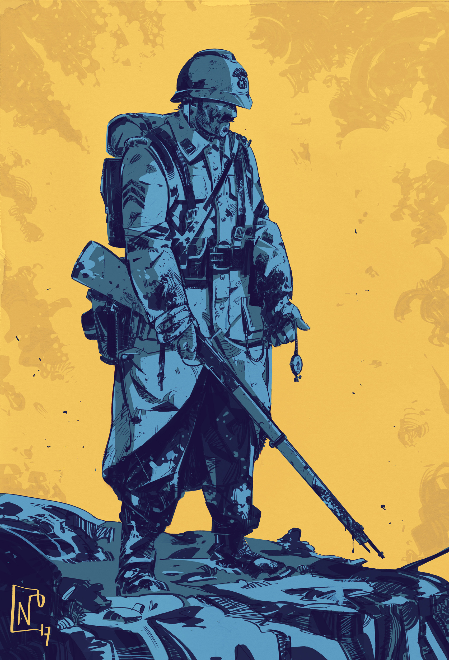 Nicolas petrimaux ww1 soldier 10