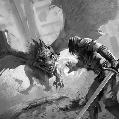 Marcin warzecha marcin warzecha dragon hunter