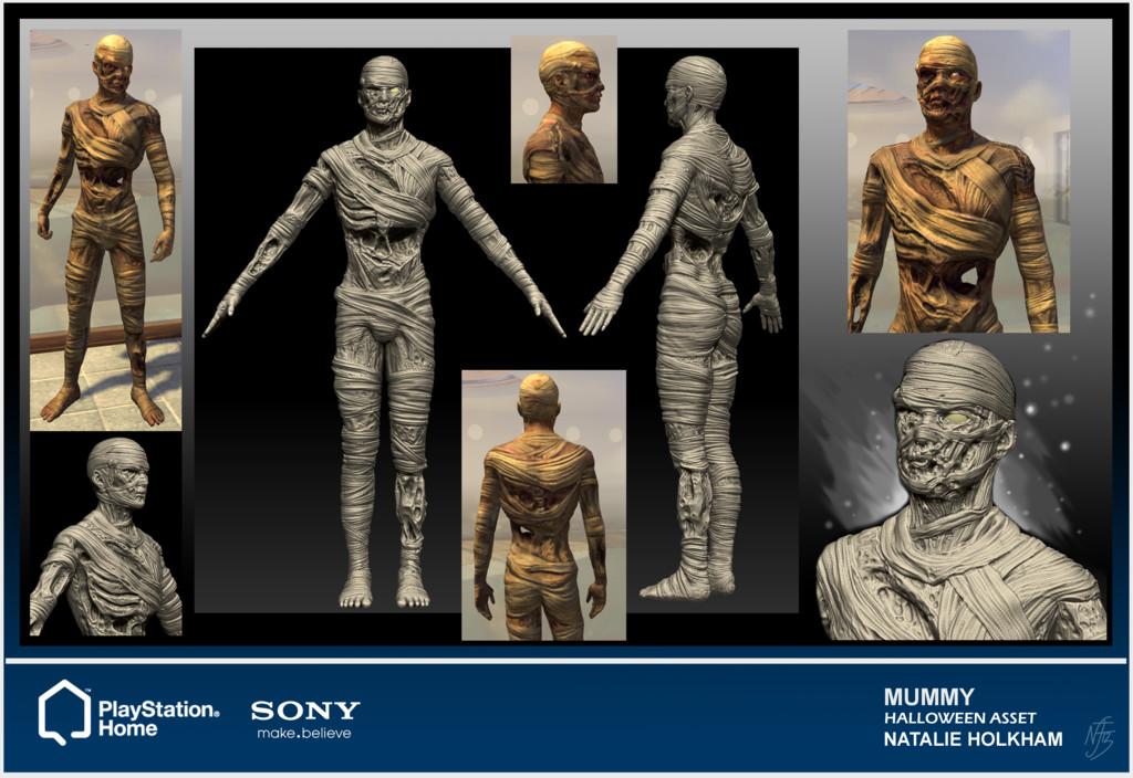 Natalie marten mummy by chermilla d722jte