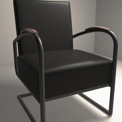 Klaas van egdom stoel 001 render02