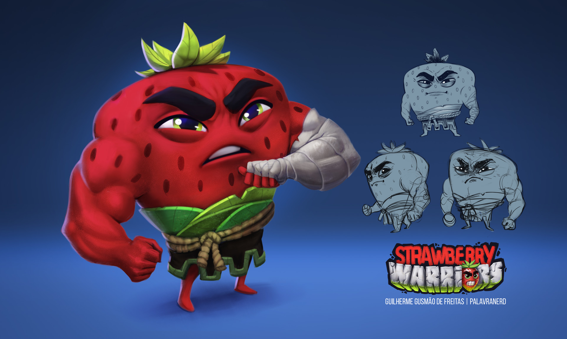 Main Character - Berry