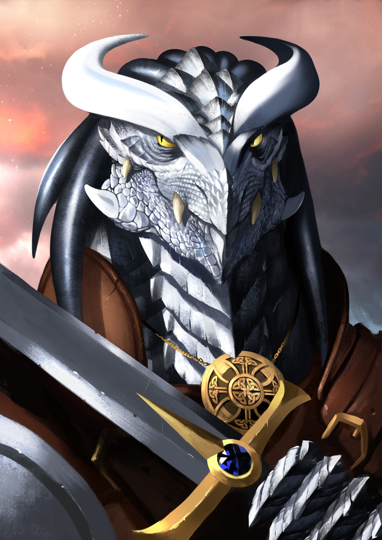 Caio santos dragonborn3