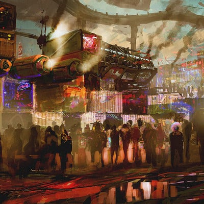 Samuel silverman 2054 container city 2