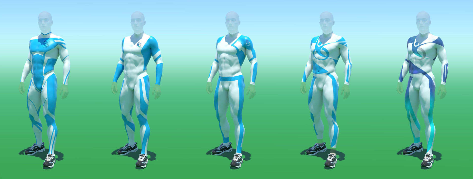 Andrew hunt male suit designs front